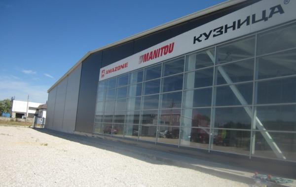 Торгово-офисное здание «Агрокузница», Тульская область