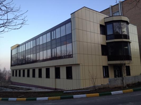 Спортивно-оздоровительный корпус, санаторий «Каширские роднички», Московская область, г. Кашира