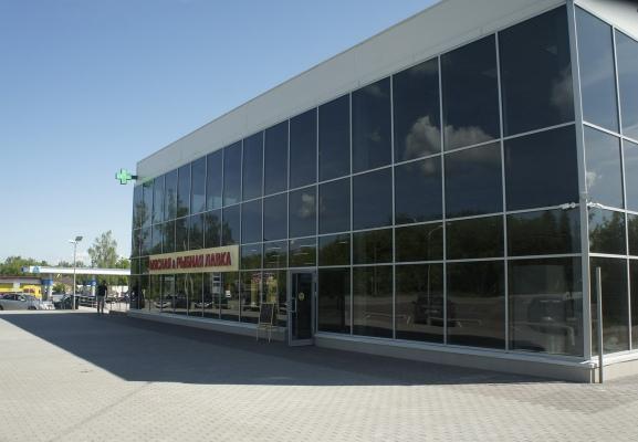 Торгово-офисное здание, Тульская область, Заокский район, д. Малахово