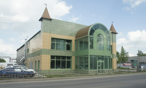 Торгово-офисное здание, г. Тула, ул. Скуратовская