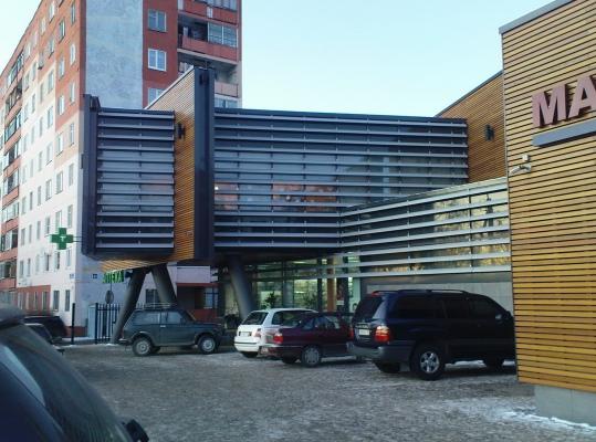 Отделение банка «Мастер Банк», Московская область, г. Дмитров
