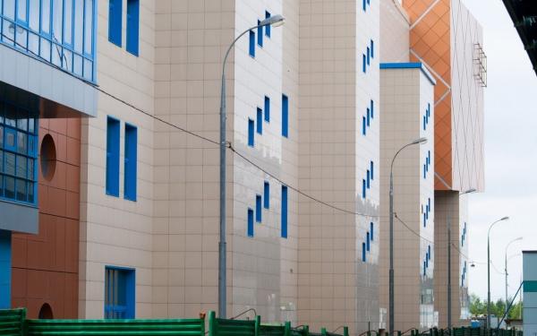 Многофункциональный торгово-развлекательный комплекс в Южном Бутово, Московская область.