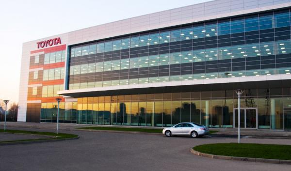 Офисно-производственный комплекс ООО «Тойота-Мотор», г. Москва, Алтуфьевское шоссе